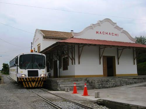 Estación de Machachi
