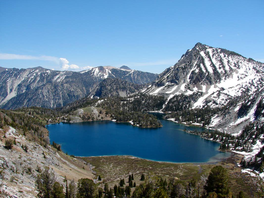Ice Lake : Photos, Diagrams & Topos : SummitPost
