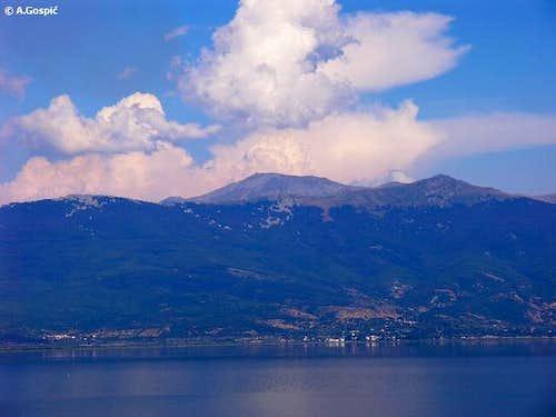 Pelister (2601m) , highest...