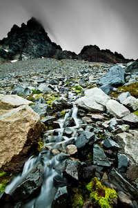 Thielsen Creek's Source