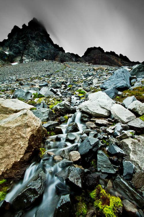 Thielsen Creek\'s Source