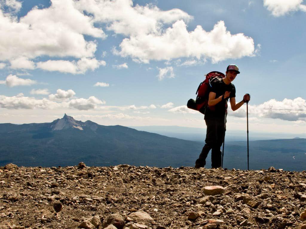 On Bailey's Summit Proper