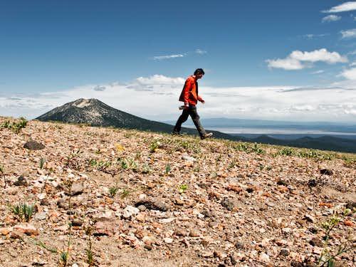 Uncanny Odors and Mount Scott