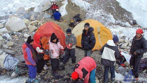 Pakistan Youth outreach Mountaineering camp for school kids