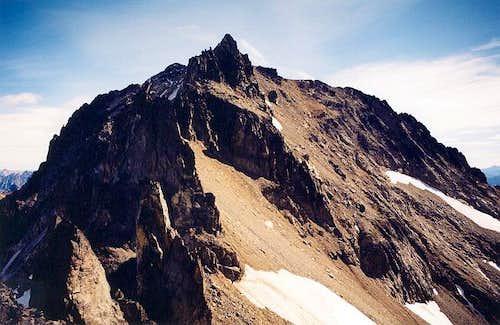 Mt. Buckner as seen from...