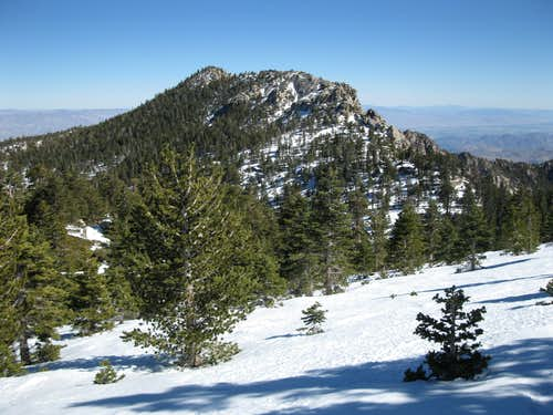 Red Tahquitz Peak