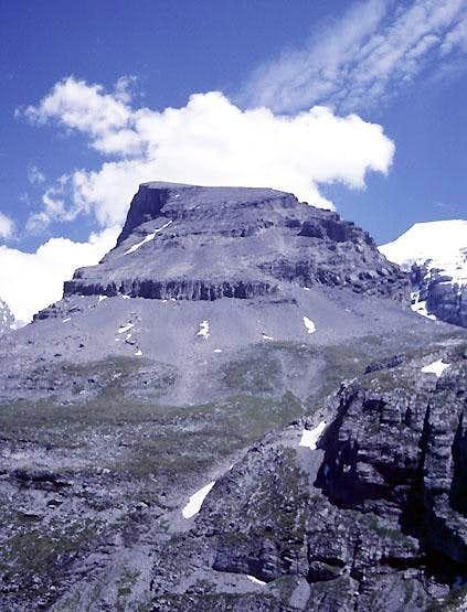 Klein Rinderhorn from the west.
