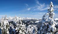 from Pratt Mountain
