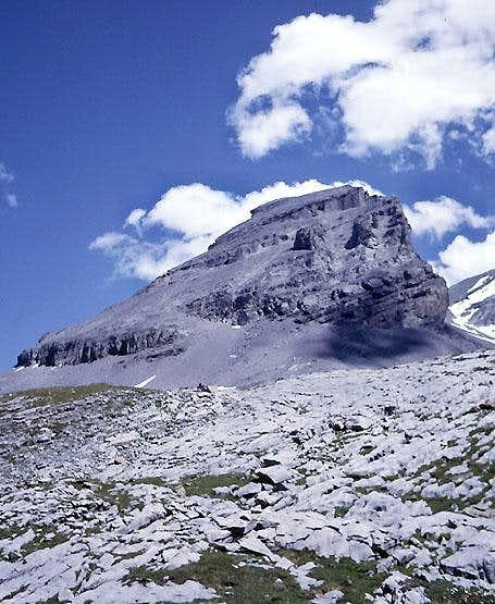 Klein Rinderhorn from the southwest