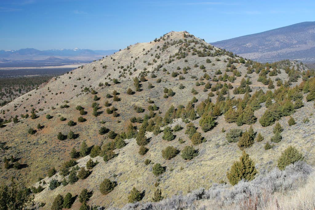 Yellow Butte