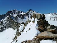 Good Views from Kearsarge Pass