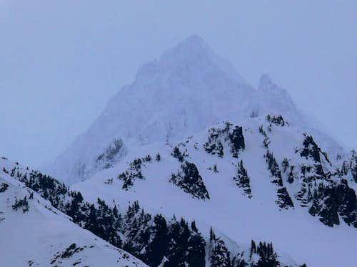 Eldorado Peak Dissapearing