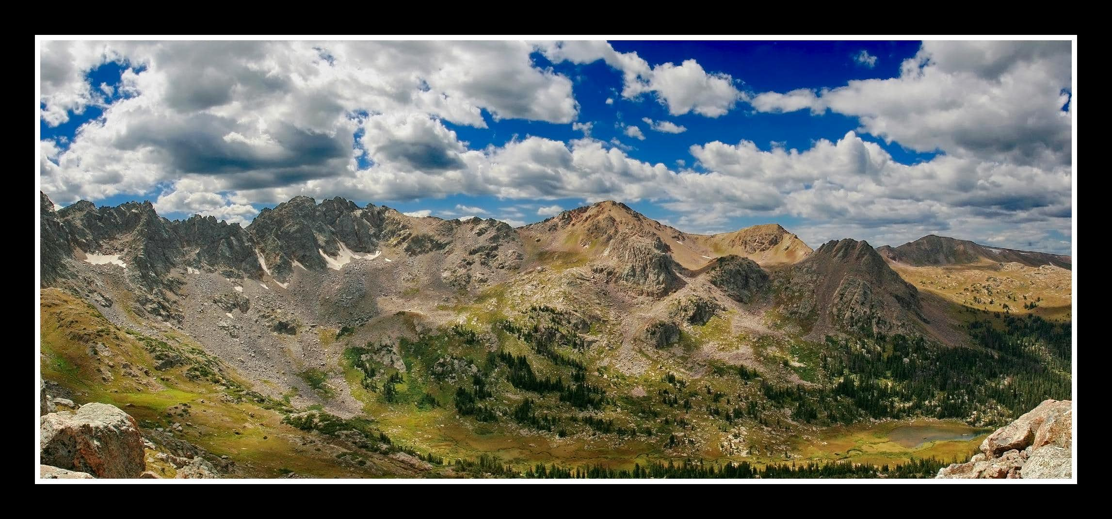 "Colorado\'s ""Obscure and Unknown"" Peaks"