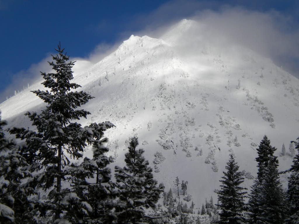 Black Butte 02-18-2011