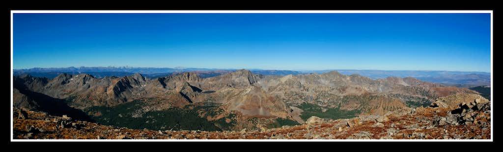 Mt. Jackson Summit View