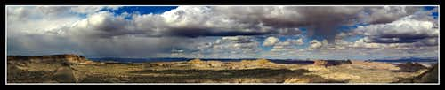 San Rafael Swell Overlook