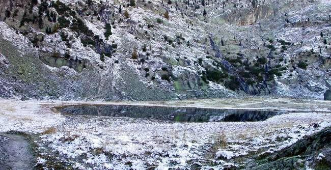 lago Glacier