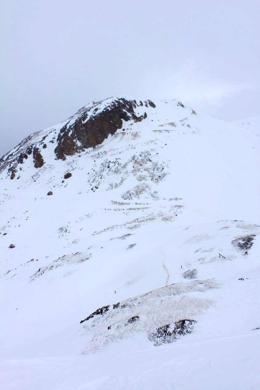Red Mountain #3 12,890 ft