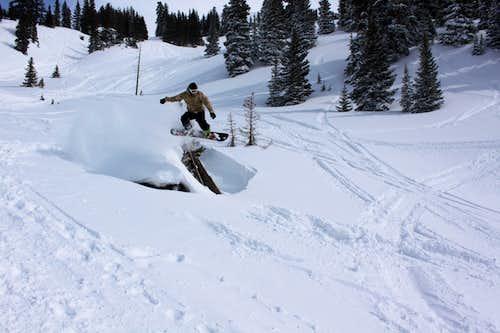Nice jump