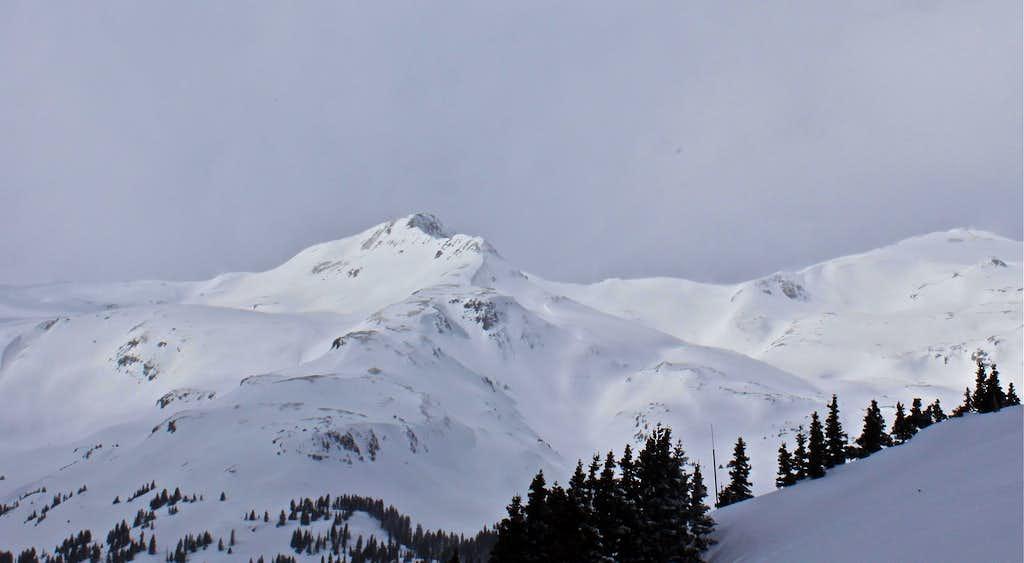 Trico Peak 13,321 ft