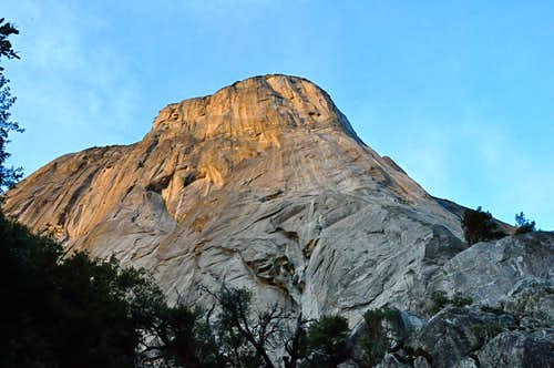 The Nose of El Cap