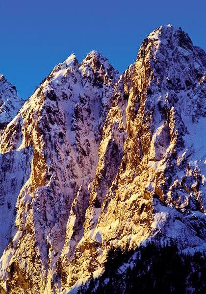The Difficult 10 - Washington's Hardest Peaks