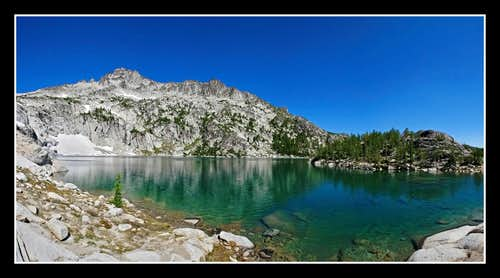 Enchantment Lakes