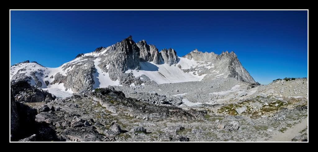 Dragontail Peak