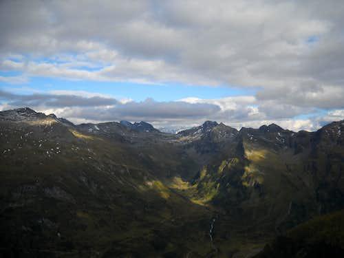 Sportgastein Valley
