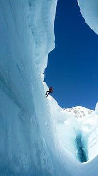 Crevasse Climbing