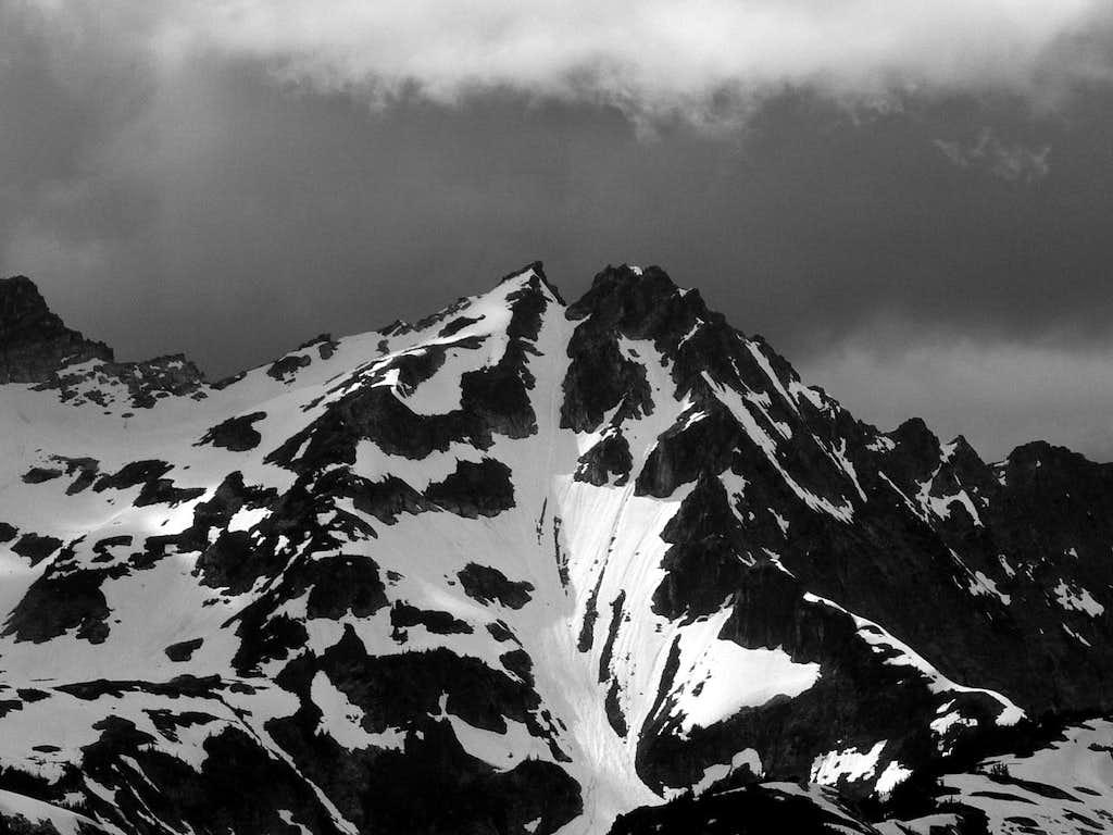 Plummer Mountain's East Peak