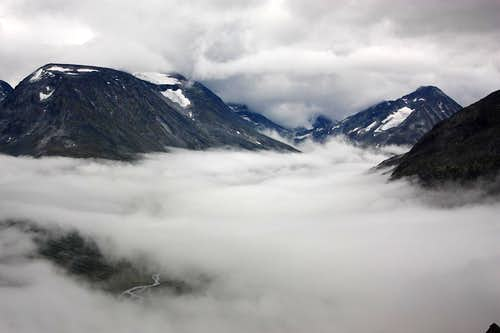 In the Home of the Giants - Jotunheimen