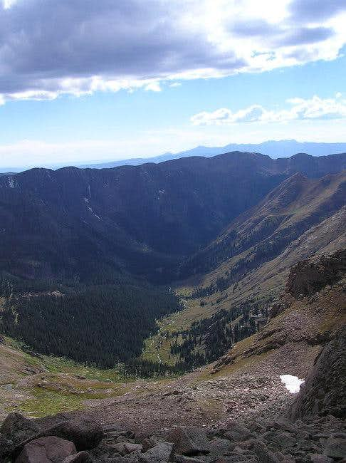 11 Sep 2004 - Chicago Basin...
