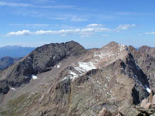 11 Sep 2004 - Mt. Eolus from...