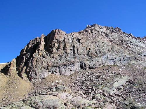 11 Sep 2004 - The West Ridge...