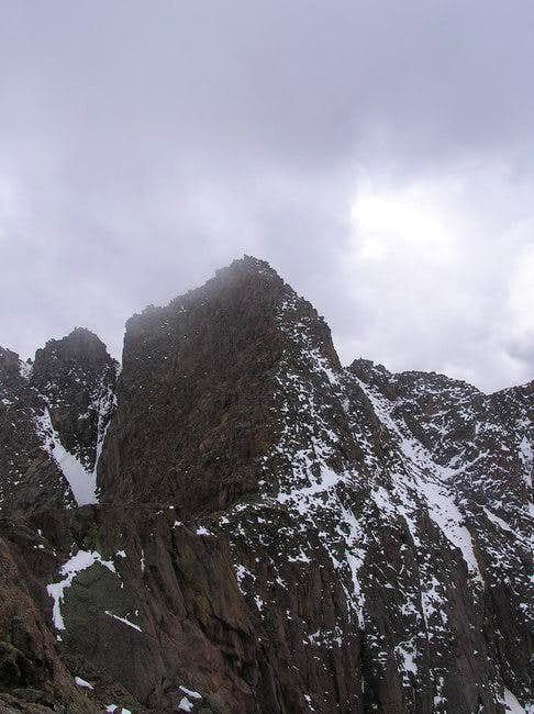 10 Sep 2004 - Mt. Eolus from...