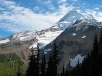 Mount Hood from Elk Cove....