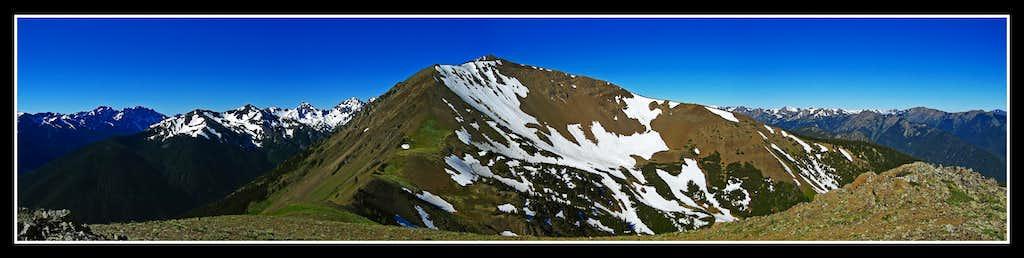 Mt. Baldy Summit View