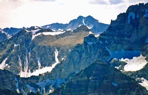 Gemini from Mt. Morgan
