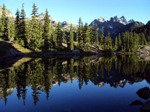 Spectacle Lake Twilight