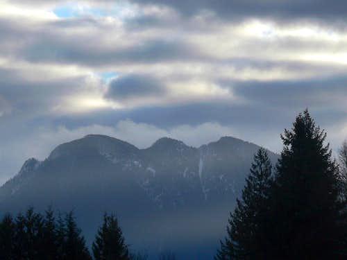Mount Zekes looking Fine