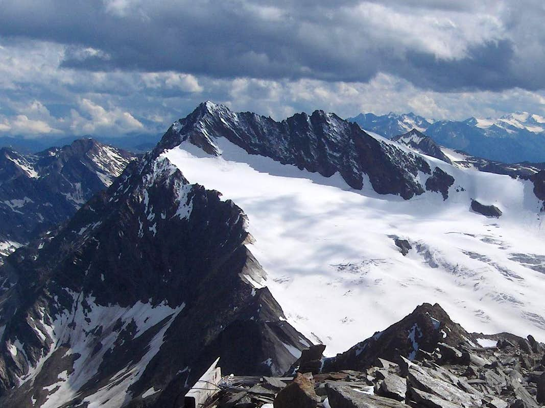 The Hochwilde ridge