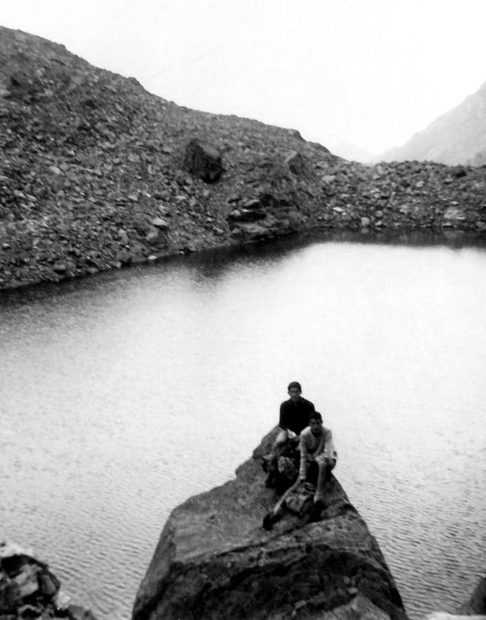 GARIN LAKE GARIN LOCH on 1965