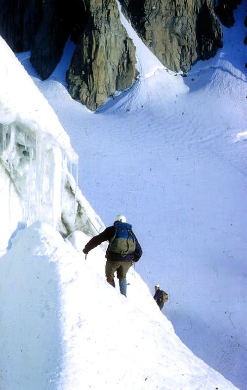 TOUR RONDE North Face 1967