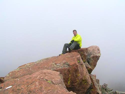10 Sep 2004 - At the summit...