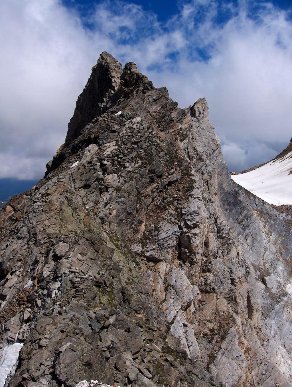 Summit of the Grafspitze