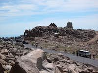 Mt. Evans Summit