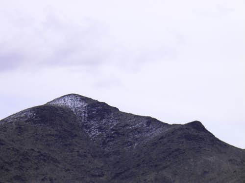 Little Virgin Peak