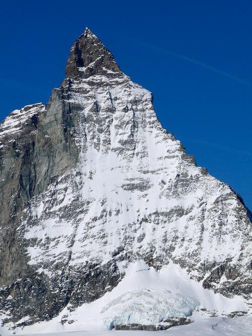 Hörnli rigde Matterhorn