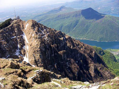 Summit of Monte Generoso